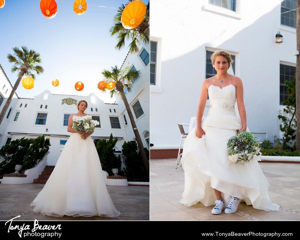 Jessie And Kevin S Wedding Sneaks Jacksonville Beach Florida Casa