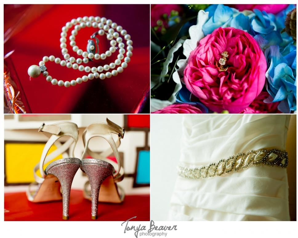 MOCA wedding photography; Jacksonville Wedding Photography; Tonya Beaver Photography;