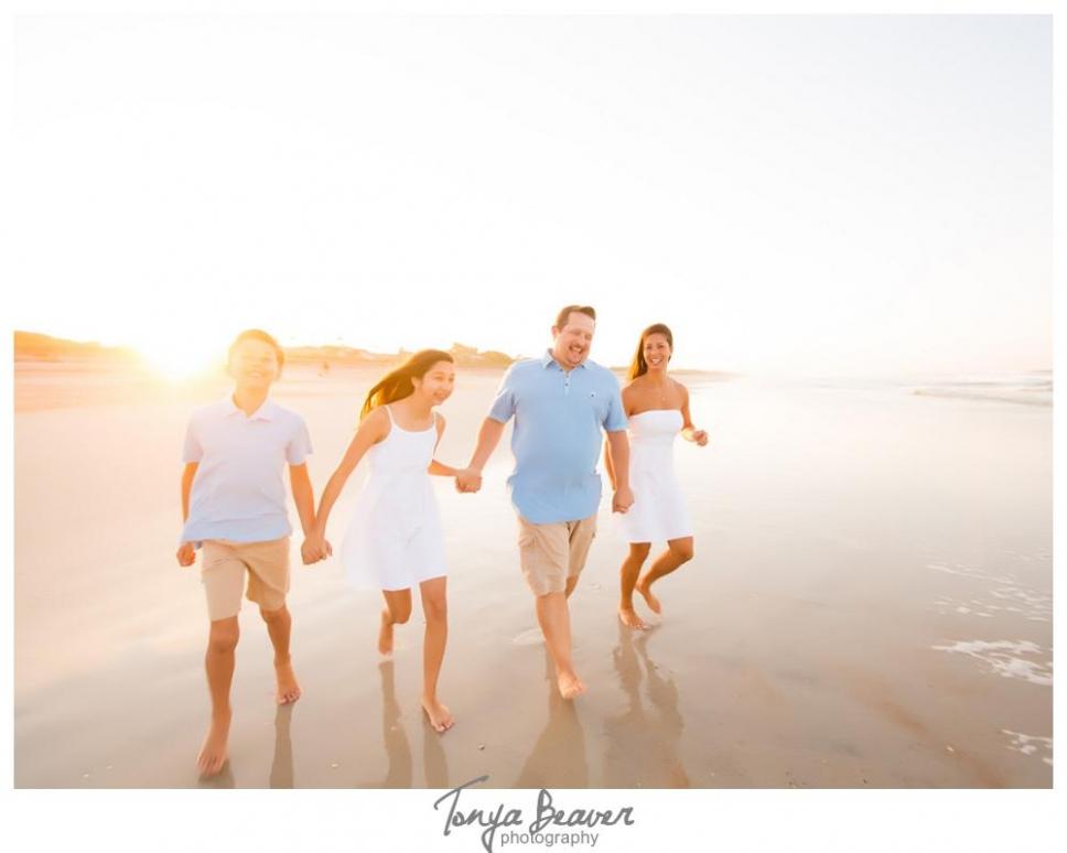 ponte vedra family session; jacksonville family beach photos; beach photography; guana park beach photo session; tonya beaver photography 008 (Side 8)