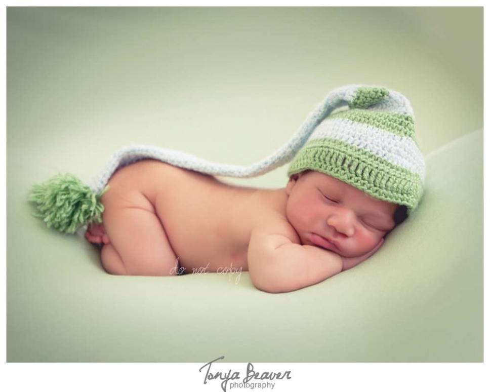 Jacksonville Newborn Photographer- Jacksonville Beach Newborn photography - Tonya Beaver Photography 002