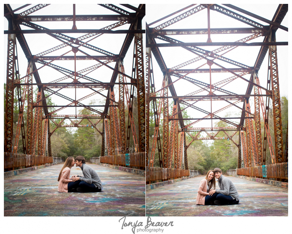 Live Oak Engagement Session Photos; Rustic Engagement Photos; Country Engagement Photos; Tonya Beaver Photography 001 (Side 1)