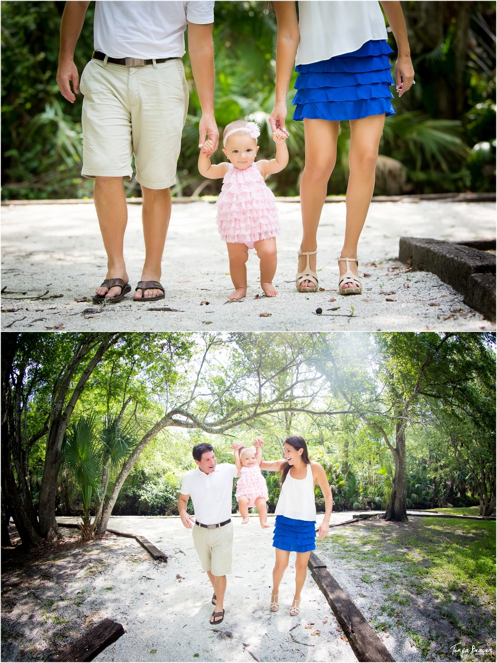 jacksonville family photographer, atlantic beach family photographer, jacksonville photography studio, one year photos, howell park family photos, tonya beaver photography003