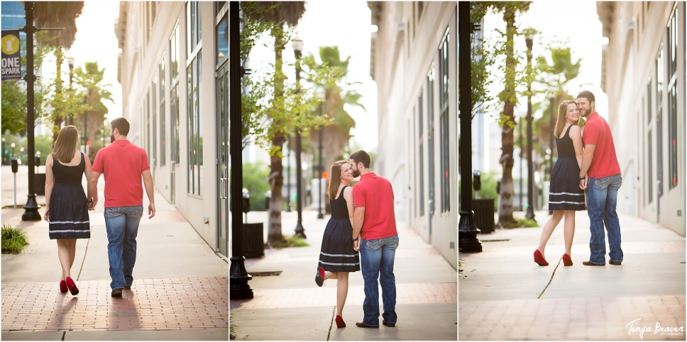 downtown jacksonville engagement photos, downtown library engagement photos, tonya beaver photography001