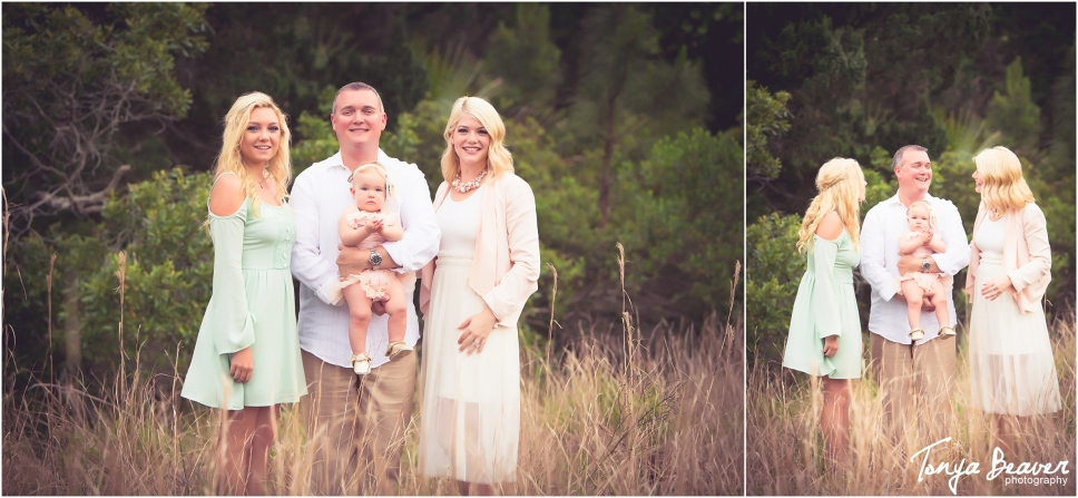 jacksonville family photography, rustic family photos, guana state park family photos, tonya beaver photography001