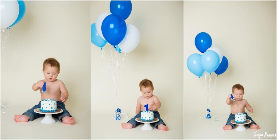 first birthday photoshoot; one year photo shoot; studio cake smash photos; tonya beaver photography030