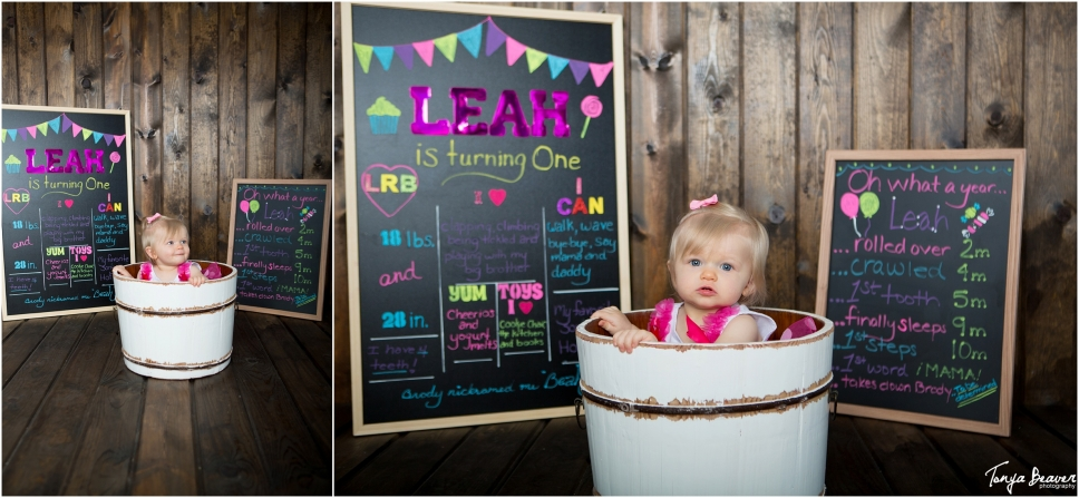 jacksonville one year photo shoot; cake smash photos; jacksonville studio photo session; jacksonville beach photographer; tonya beaver photography001