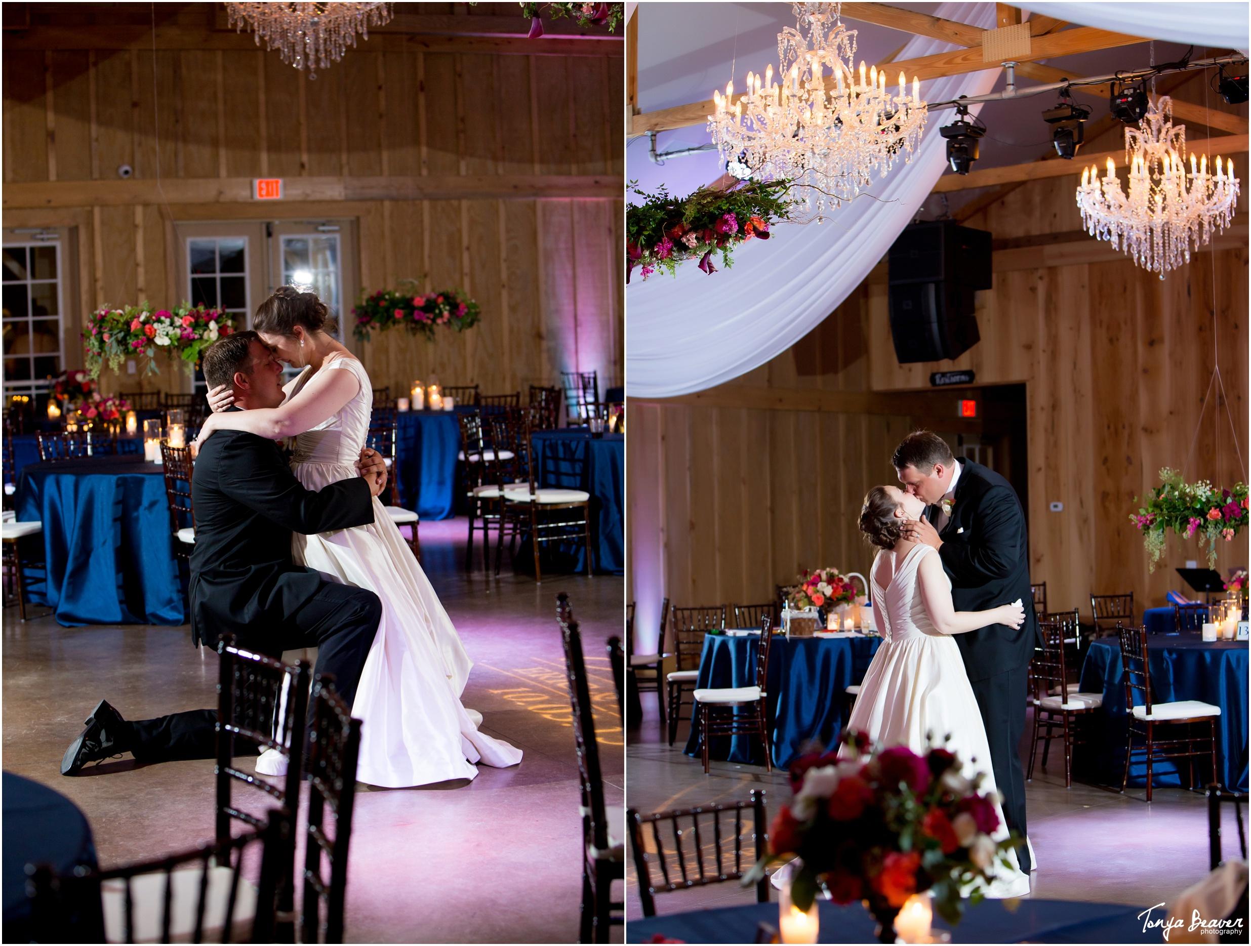 Brooke and Eric {Bowing Oaks Plantation Wedding ...