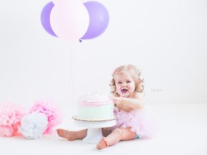 Cake Smash Photos One Year First Birthday Jacksonville Photographer Child Tonya Beaver Photography009